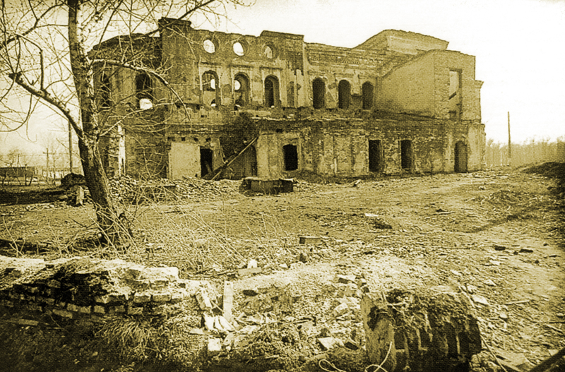 омск 1960 фото